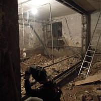 Демонтаж, алмазная резка, сверление бетона, сварочные работы