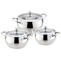 Набор посуды 6 предметов MAESTRO MR-3509-6M