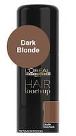 """Спрей для прикорневого камуфлирования седины """"L'Oreal"""" Hair Touch Up темный блонд (75ml)"""