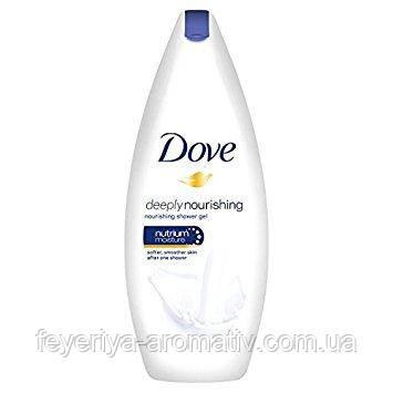 Крем-гель для душа Dove глубокое питание и увлажнение, 250гр (Нидерланды)