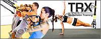 Упражнения с петлями TRX