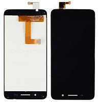 Дисплей (экран) для Huawei Enjoy 5s/GR3 + с сенсором (тачскрином) черный