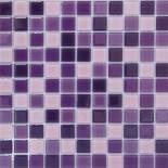 МозаикаMIX Сo14 стекло прозрачное 2,5*2,5
