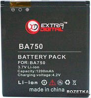 Аккумулятор Sony Ericsson BA750 1200 mAh (BMS6346)