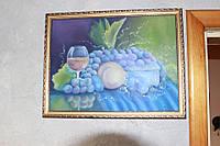 Картина натюрморт, холст, масло (50х70)