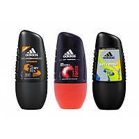 Роликовый дезодорант-антиперспирант Adidas мужской микс 3cd73f83ce395