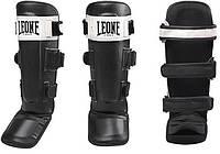 Защита голени Leone Shock Black
