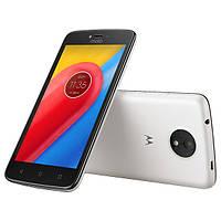 Мобильный телефон Motorola Moto C 3G (XT1750) White (PA6J0061UA)