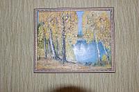 "Картина ""Осень"", холст, масло (50х70)"