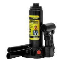 Домкрат гидравлический бутылочный Sigma 2т H 181-345мм (кейс) (6102021)