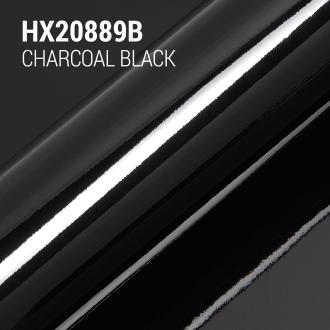 Черная глянцевая пленка Hexis SKINTAC Coal Black Gloss