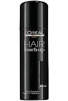 """Спрей для прикорневого камуфлирования седины """"L'Oreal"""" Hair Touch Up черный (75ml)"""