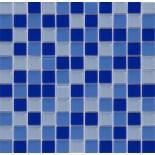 МозаикаMIX C03 стекло прозрачное 2,5*2,5
