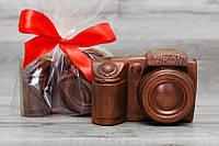 Фотоаппарат из шоколада. Фигуры под заказ
