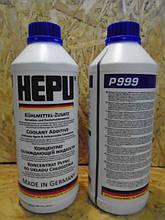 Антифриз синий концентрат HEPU 1.5 л -80