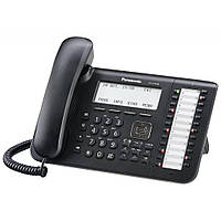Системный телефон PANASONIC KX-NT546RU-B