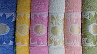 Упаковка 6шт - полотенца махровые 70х140 Kardelen