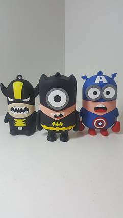 Power Bank CARTOON 8800MAH ''Minion Captain America'', фото 2