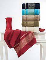Упаковка 6шт - полотенца махровые 70х140 Butan