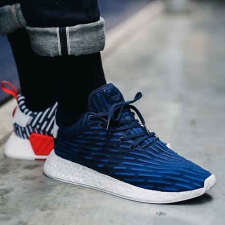 Adidas NMD R2 Navy Boost sneakers | Adidas women | Adidas