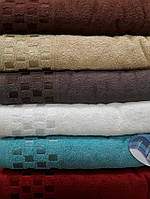 Упаковка 6шт - полотенца махровые 70х140 Merissa