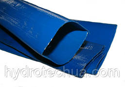 ПВХ рукав 76 мм напорный плоский MEGA Flat