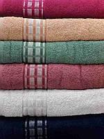 Упаковка 6шт - полотенца махровые 70х140 Selfie