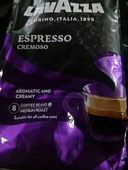 Кофе в зернах Lavazza Espresso Cremoso, 1 кг