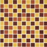 МозаикаМІХ C06 скло прозоре 2,5*2,5