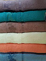 Упаковка 6шт - полотенца махровые 70х140 Lima