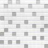 МозаикаMIX Сo9 стекло прозрачное 2,5*2,5