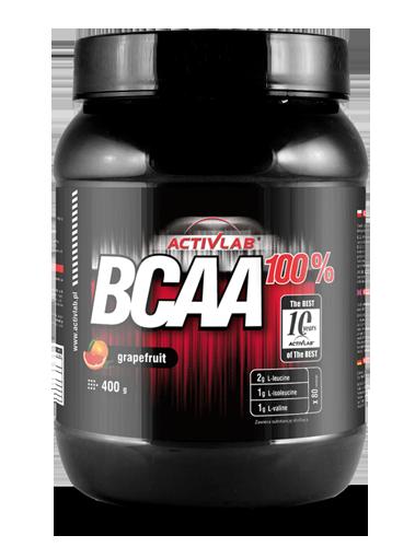 ActivLab BCAA 100% 400 g активлаб бцаа