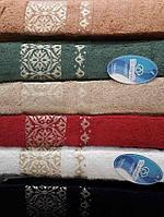 Упаковка 6шт - полотенца махровые 70х140 Perla