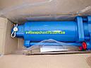 Гидроцилиндр Ц-100 механизма навески задней МТЗ, ЮМЗ производство Украина., фото 5