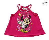 Майка Minnie Mouse для девочки. 12, 18 мес, 3 года, фото 1