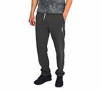 Темно-Серые мужские спортивные трикотажные штаны REEBOK , фото 1