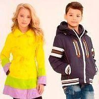 Детская и подростковая верхняя одежда