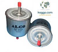 Фильтр очистки топлива Alco sp2111 для MAZDA 121 JA/JB. FORD: Bantam (01-), Escort VI (92-95), Escort VII.
