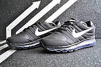Мужские кроссовки Nike AirMax K1-74 Чёрные