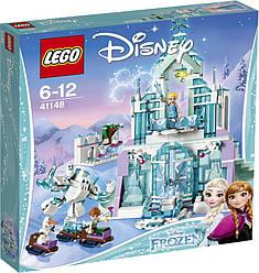 LEGO Disney Princess Волшебный ледяной замок Эльзы  (41148) Чарівний крижаний замок Ельзи