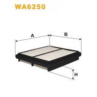 Фильтр воздушный WIX Filters WA6250