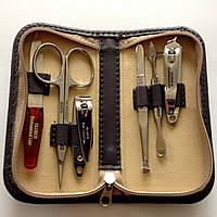 Дорожный набор инструментов для маникюра GLOBOS 991-7