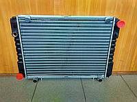 Радиатор охлаждения алюминиевый Газель, Соболь (на штырях)
