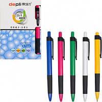 Ручка шариковая 601 «Depli» синяя