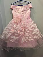 Детское праздничное платье 5/6 л, фото 1