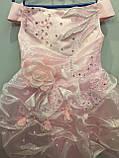 Детское праздничное платье 5/6 л, фото 2