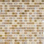 Мозаика мрамор стекло СS07 1,5*1,5