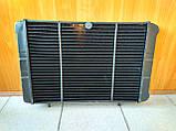 Радіатор охолодження мідний Газель Бізнес (3-х рядний), фото 2