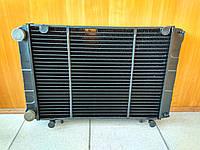 Радиатор охлаждения медный Газель Бизес (3-х рядный)