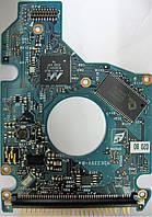 Плата HDD 80GB 5400 IDE 2.5 Toshiba MK8032GAX G5B001487000-A